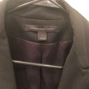 Express Jackets & Coats - Express Suit Jacket/Blazer